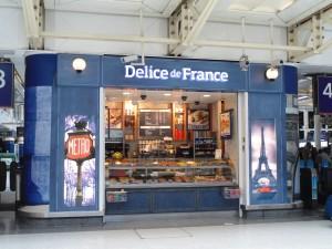 DSC00194 Delice de France Liverpool street station