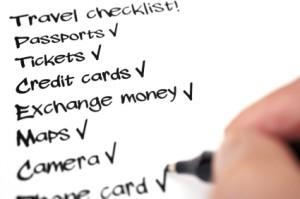 Business travel checklist iStock_000023438061XSmall