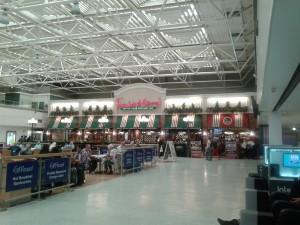 Frankie and Bennys Birmingham Airport 20140603_145250