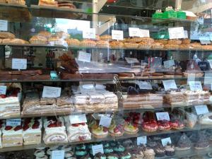 Melbourne cake shop