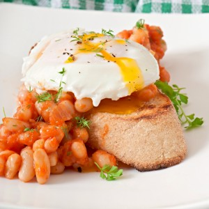 Vegetarian Breakfast iStock_000055584586_Small