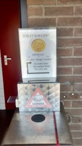 Dutch toilet