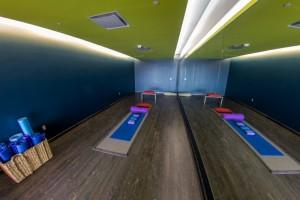 Yoga Room Interior T1-T2 Connector