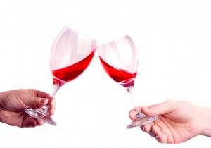juice in wine glass for Christmas functions iStock_000002849236_Small