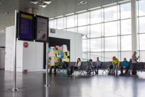 Santiago de Compostela Airport, Spain