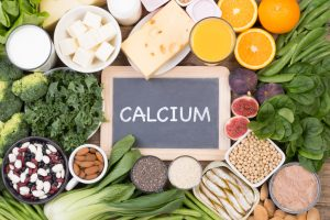 Vegetarian (semi) sources of calcium