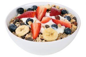 Healthy gluten free breakfast